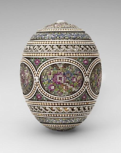 Mosaic-egg