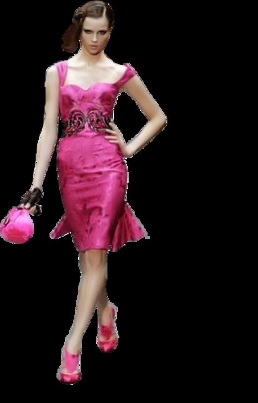 Femmes en Rose Série 12
