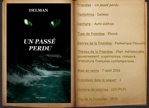 Un passé perdu - Delman
