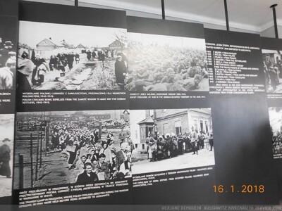 VISITE DU CAMP DE CONCENTRATION D'AUSCHWITZ