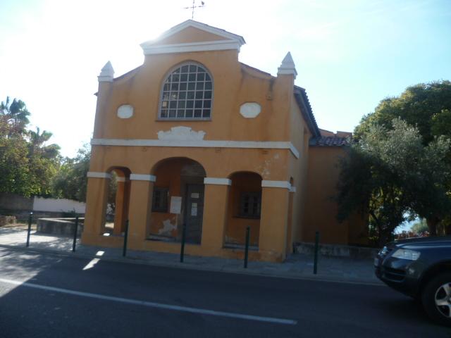 La chapelle des grecs