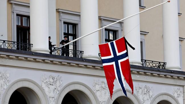Décés de la princesse Ragnhild de Norvège