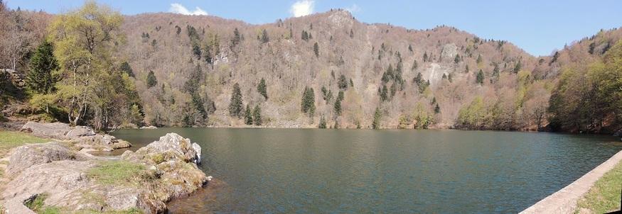 Rando Lac des Perches - Haute Bers