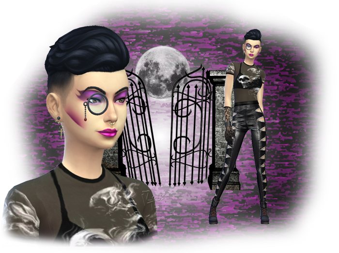 Lolita gothique