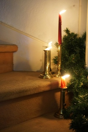 Noël 2018 : l'escalier