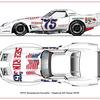 Corvette Daytona 24h 1975