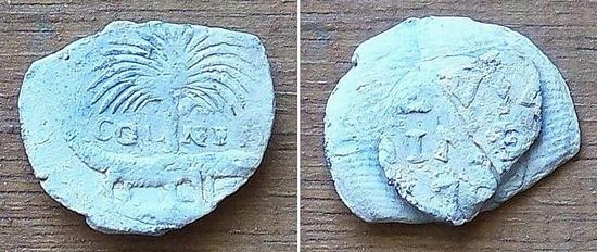 Plomb de Nîmes