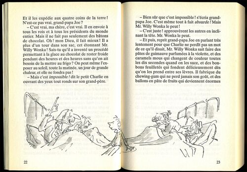Centenaire Roald Dahl