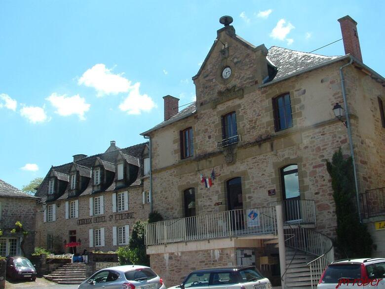 Limousin: Aubazines, une balade corézienne dans une ville chargée d'histoire (1)