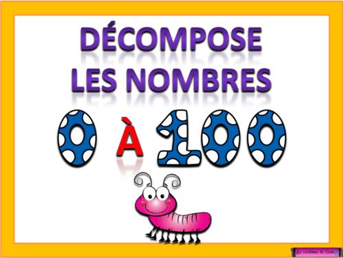 DÉCOMPOSITION DE NOMBRES