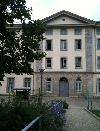 Abbaye cistercienne, siège de la Communauté de Communes Loire Semène - La Séauve-sur-Semène