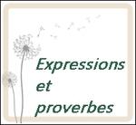 Le lundi, une expression et un proverbe