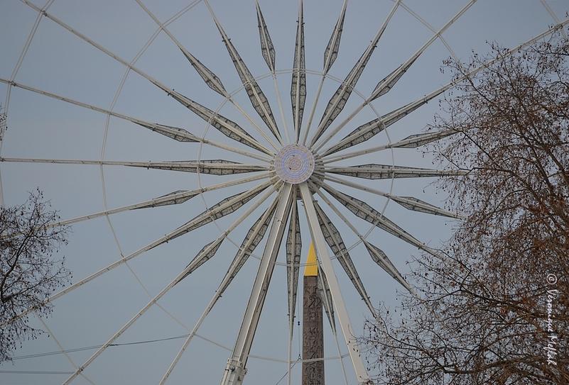 Grande roue de la Concorde à Paris
