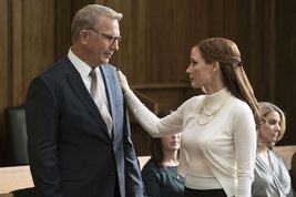 Le Grand jeu : Photo Jessica Chastain, Kevin Costner