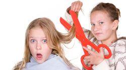 Mini salon de coiffure 2.