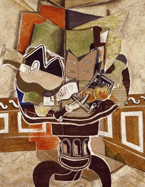 Braque, la table ronde