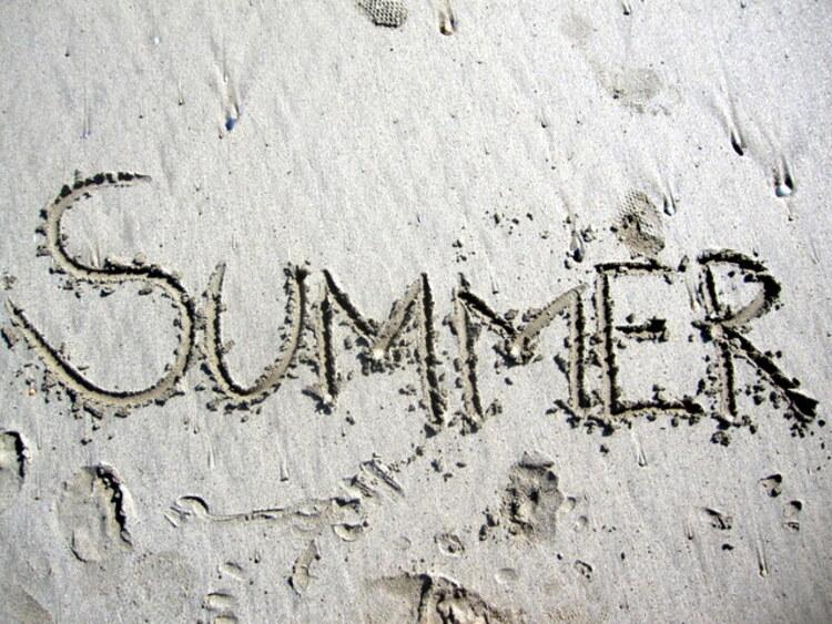 l'été?