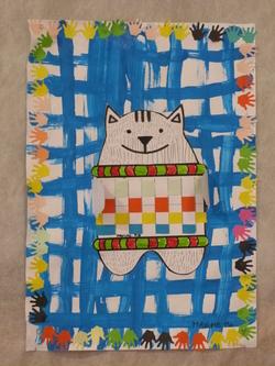 Des chats à poser ou à accrocher (2)