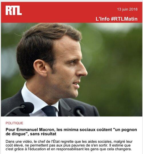 Macron, Estrosi, Ramadan etc..c'est le mini journal du samedi.