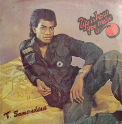 Tee Somandina - Life Is How You Make It - Complete LP
