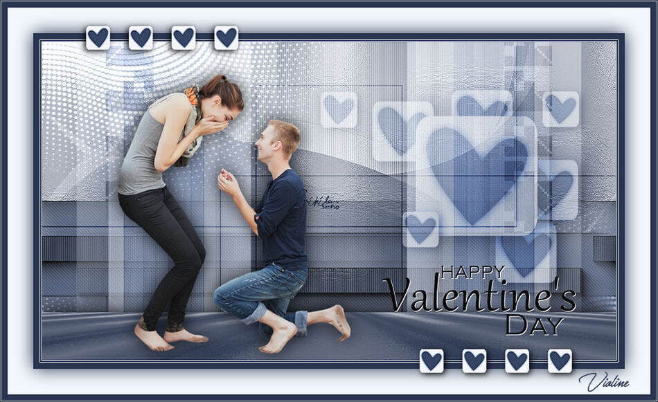 Versions Valentine