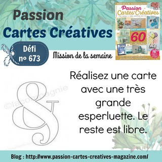 Passion cartes Créatives#673 !