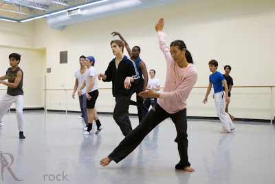 dance ballet rock class ballet rock