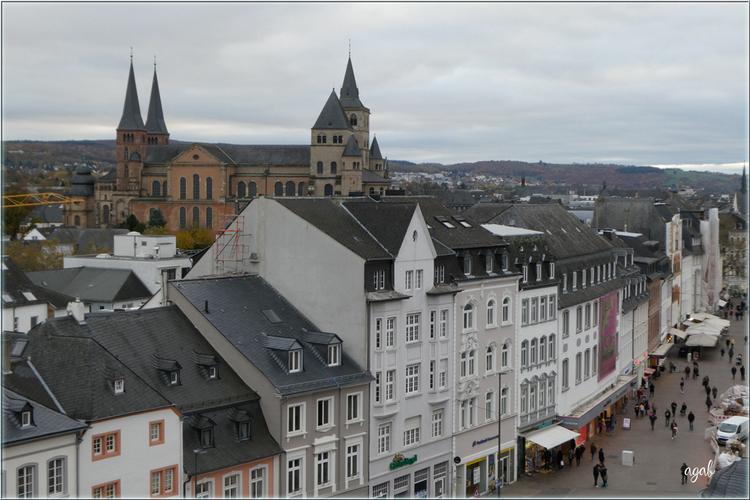 deux jours en novembre à Trèves (Allemagne)