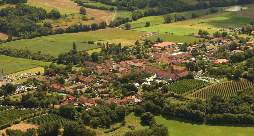 TOURDUN (32, Gers, 32230) - Le village et la commune - tourdun (32)
