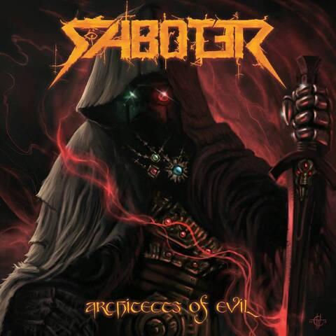 """SABOTER - Les détails du nouvel album Architects Of Evil ; Clip """"The Temple Of R'lyeh"""""""