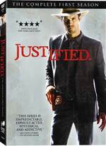 DVD Justified saison 1