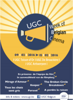 Week of Belgian Cinema