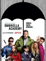 Umbrella Academy affiche