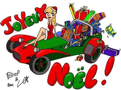 Fêtes de Noël par Po Cal