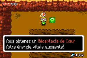 The Minish Cap - Chapitre 5 - Grotte de Feu