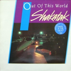 Shakatak - Out Of This World - Complete LP