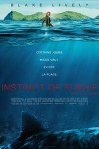 Instinct de survie - The Shallows : Nancy surfe en solitaire sur une plage isolée lorsqu'elle est attaquée par un grand requin blanc. Elle se réfugie sur un rocher, hors de portée du squale. Elle a moins de 200 mètres à parcourir à la nage pour être sauvée, mais regagner la terre ferme sera le plus mortel des combats…-----...Origine du film : Américain Réalisateur : Jaume Collet-Serra Acteurs : Blake Lively, Angelo Lozano Corzo, Jose Manuel Trujillo Salas Genre : Thriller, Epouvante-horreur Durée : 1h 27min Date de sortie : 17 août 2016 Année de production : 2016 Titre Original : The Shallows Distribué par : Sony Pictures Releasing France Note presse :  2,9/5 Note spectateurs :  3,2/5 (1415)