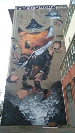 Balade urbaine à Grenoble