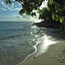 La plage de Corps de Garde - Photo : Fritz