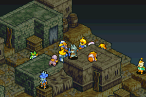 Final Fantasy Tactic Advance - Chapitre 12 - La prime