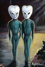 Les extraterrestres de Kesara