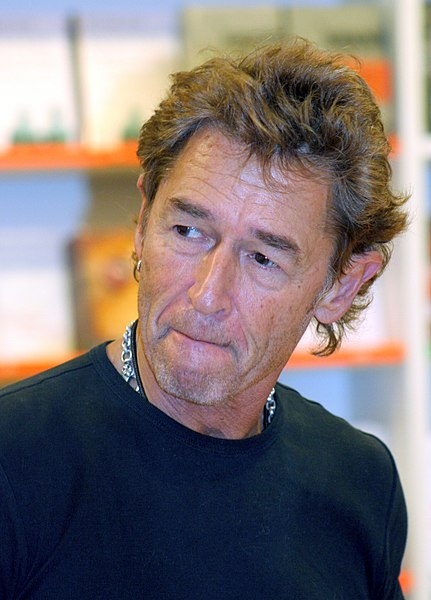 Peter Maffay en 2009 chanteur, compositeur, guitariste allemand