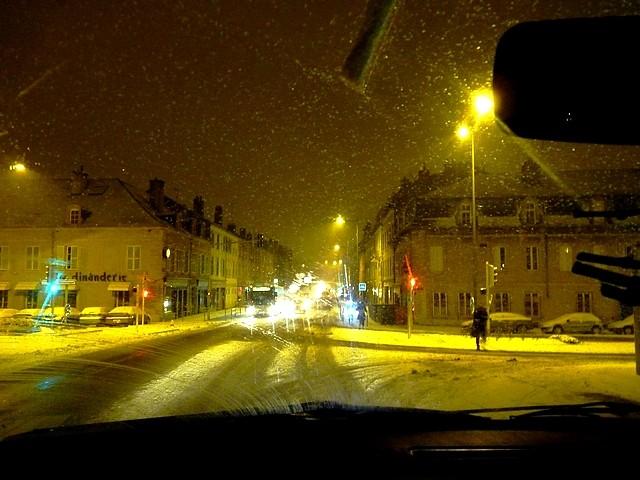 Metz sous,la neige 17 Marc de Metz 16 01 2013