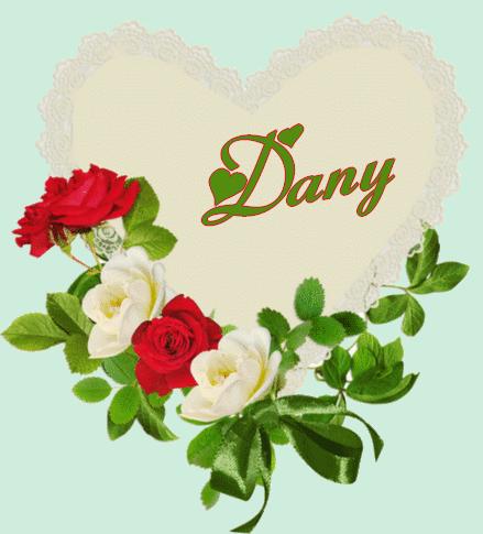 **Pour Dany**
