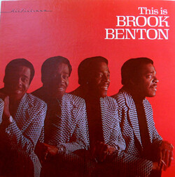 Brook Benton - This Is Brook Benton - Complete LP