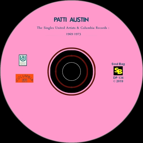 "Patti Austin : CD "" The Singles United Artists & Columbia Records 1969-1973 "" SB Records DP 134 [ FR ]"