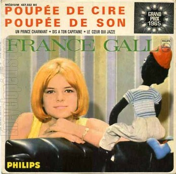 France Gall, 1965