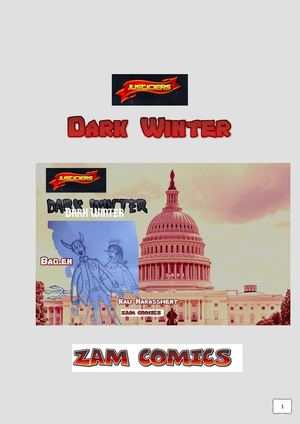 Dark Winter ( JUSTICIERS )
