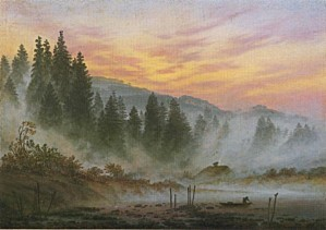 friedrich morning
