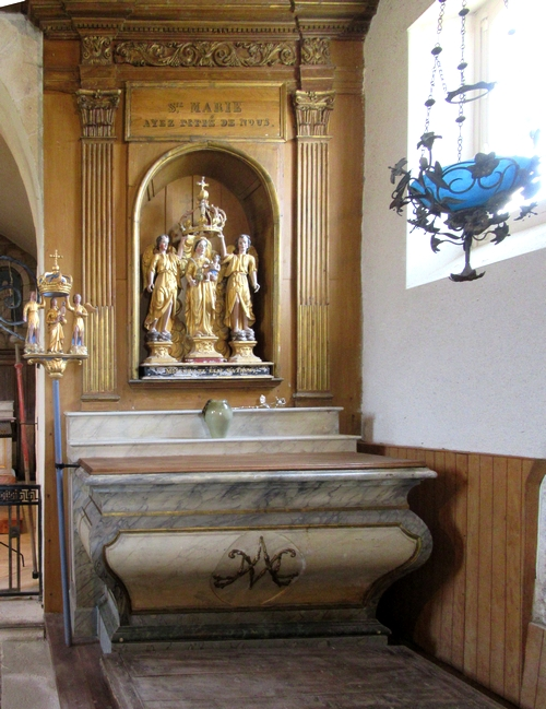 L'église de Villers-Patras